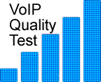 VoIP Quality Test